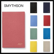 【SMYTHSON】新作!2021年版 Panama Diary with Pocket 手帳 9色