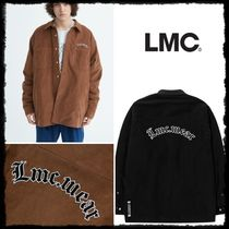 韓国発LMCエルエムシー☆LMC CORDUROY PADDED SHIRTS JACKET2色