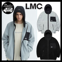 LMC HOODED FLEECE JACKET YJ620 追跡付