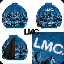 [ LMC ]★韓国大人気★ LMC SNOW VILLAGE FLEECE JACKET