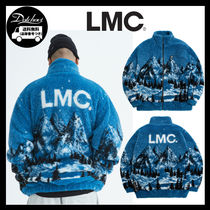 LMC SNOW VILLAGE FLEECE JACKET YJ621 追跡付