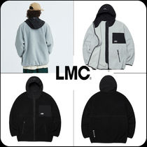 [ LMC ]★韓国大人気★LMC HOODED FLEECE JACKET