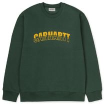 【CARHARTT】☆大人気☆DISTRICT SWEATSHIRT-GREEN