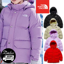 THE NORTH FACE K'S SIERRA DOWN JACKET MU1671 追跡付