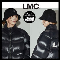 LMC FAUX FUR BELL BUCKET HAT YJ631 追跡付