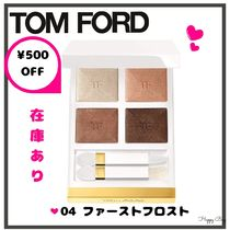 TOM FORD★04ファーストフロスト★ソレイユアイカラークオード