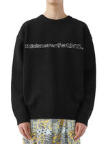 [thisisneverthat] SP-INTL. Sweater Black