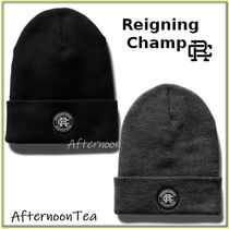 RH取扱 Reigning Champ THINSULATE CREST PATCH ビーニー