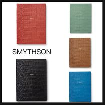 【SMYTHSON】新作!2021 Mara Soho Diary with Pocket 手帳 5色