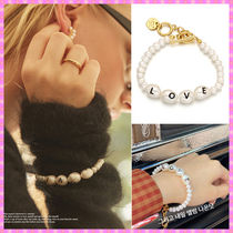 【VINTAGE HOLLYWOOD】Sweet Love Pearl Bracelet~BLACKPINK着用