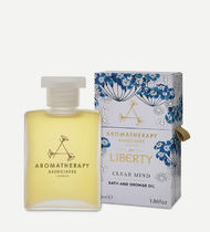 国内未入荷【Aromatherapy Associates x LIBERTY】バスオイル