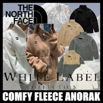 [THE NORTH FACE] COMFY FLEECE ANORAK