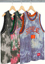 [Supreme] Dyed Basketball Jersey (送料関税込み)