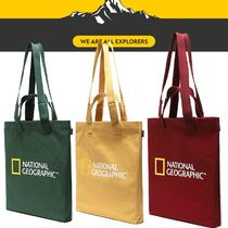 ★NATIONAL GEOGRAPHIC★LOGO ECO BAG