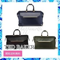 TED BAKER キャリー付きボストン バッグ 3色展開 関税・送料無料