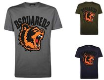 Dsquared2 半袖クルーネック S74GD0584 S21600 T-shirt