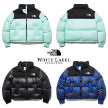 ★THE NORTH FACE★日本未入荷 W'S NOVELTY NUPTSE DOWN JACKET