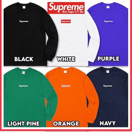 ☆★ Supreme ★☆ FW20 Week7 ☆★Box Logo L/S Tee ボゴ ロンT