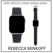 Quilted Leather★RM★Apple Watch Strap 38mm & 40mm