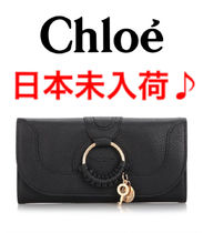 "日本未入荷品♪【See By Chloe】""Hana"" continental wallet i"