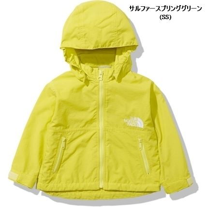 THE NORTH FACE べビーアウター ■THE NORTH FACE ■ コンパクトジャケット *Baby*(4)