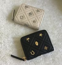 大人気★TORY BURCH★FLEMING CHARM MEDIUM WALLET