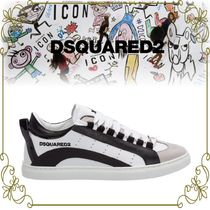 【DSQUARED2 お洒落で履き心地も抜群】 551 Lether Sneakers