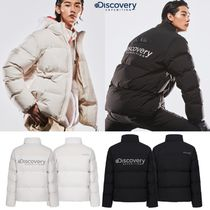 Discovery EXPEDITION(ディスカバリー) ダウンジャケット Discovery Expedition★BARNSLEY RDS メンズ ショート ダウン BK