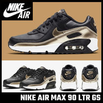 【NIKE】AIR MAX 90 LTR GS