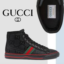 GUCCI ★ Gucci Off The Grid ハイトップスニーカー