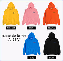 アクメドラビ★UNISEX★ADLV TWO COLORS EMBROIDERY HOODIE 5色
