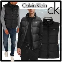 ★Calvin Klein JEANS★RECYCLED POLYESTER DOWN VES.T★正規品
