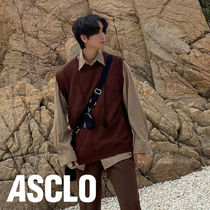 ASCLO See Through Alpaca Vest (2color)