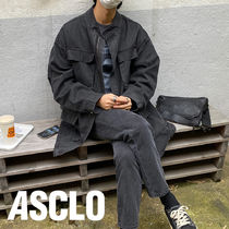ASCLO Pigment Safari Field Jacket (3color)
