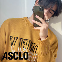 Cavin Lonely Embroidery Round Knit (3color)
