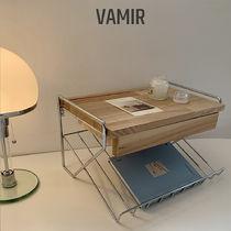 [VAMIR] magazine wall shelf mini table 壁棚★韓国人気家具