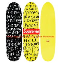 FW20 Supreme Black Ark Cruiser Skateboard - スケートボード