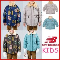 ◆New Balance◆KIDS Anthony Brown Reversible Short Duckdown