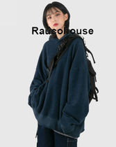 最安値挑戦●Raucohouse●REVERSE HOOD SWEATER UNISEX