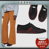 20AW/送料込≪GUCCI≫ Off The Grid ロゴ ロートップスニーカー
