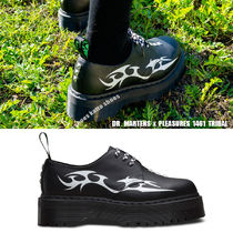 Dr Martens x PLEASURES 1461 TRIBAL 3ホール★コラボ★厚底
