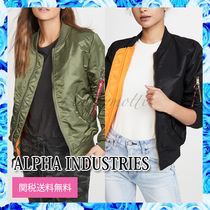 ALPHA INDUSTRIES MA-1 Reversible Bomber Jacket○関送無料○