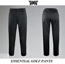 PXG(ピーエックスジー) メンズ・ボトムス 【PXG】待望のボトムがリリース!ESSENTIAL GOLF PANTS (BLACK)