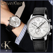 【SALE★Swiss製☆関税送料込】Calvin Klein City Watch