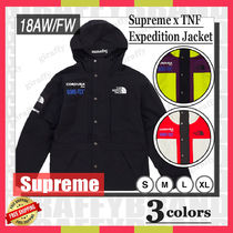 M-XL ☆ 18FW SUPREME / The North Face Expedition Jacket