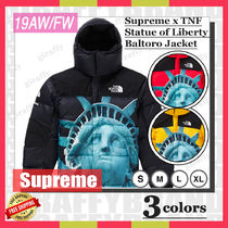 【19FW/AW】SUPREME x TNF Statue Of Liberty Baltoro バルトロ