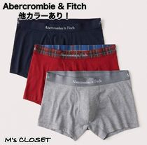 Abercrombie&Fitch(アバクロ)3-Pack Logo Trunks