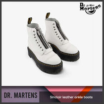 [Dr. Martens] Sinclair leather ankle boots 送料関税込