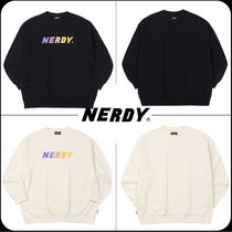 [ NERDY ]★韓国大人気★Gradation Sweatshirt