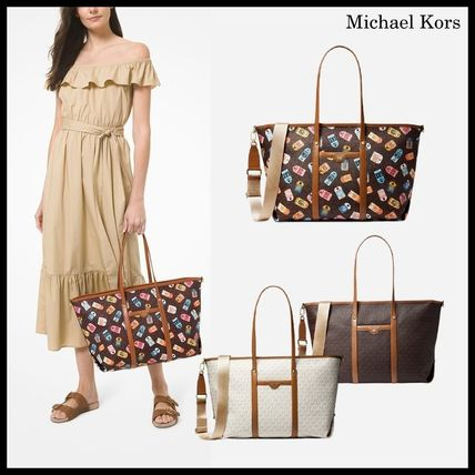 ☆☆MUST HAVE☆☆Michael kors  COLLECTION☆☆Beck Signature